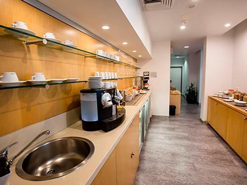 REX Lounge, Sydney Kingsford Smith, Australia