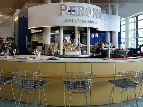 Peroni Bar, Sydney Kingsford Smith