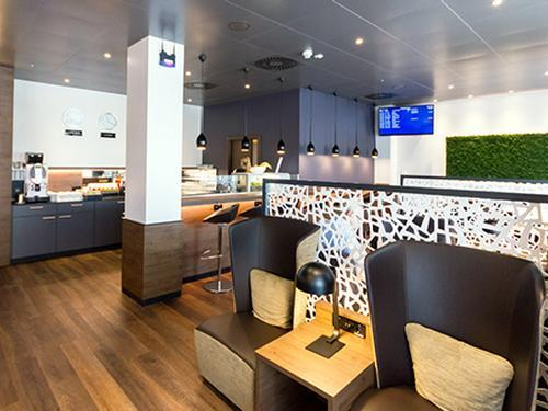 Salzburg Airport Business Lounge