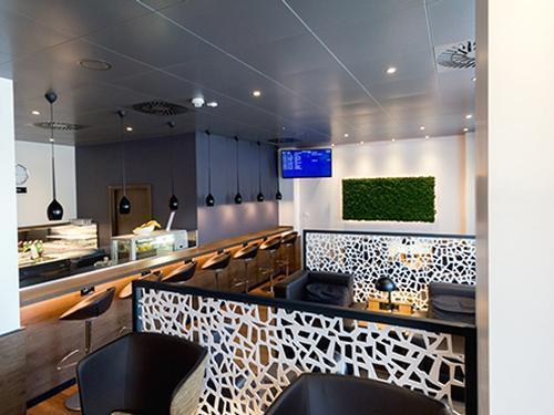 Salzburg Airport Business Lounge, Salzburg, Austria