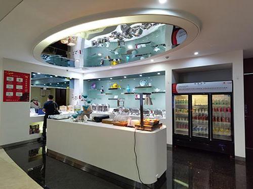 China Southern First/Business Lounge V2_Shenzhen_China