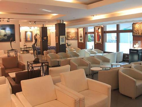 Primeclass Lounge, Tibilisi International
