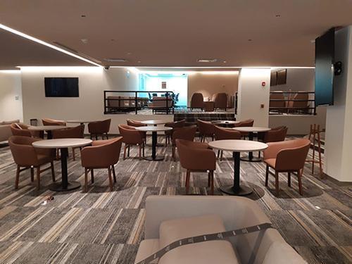 VIP Lounge, Tijuana Intl, Mexico