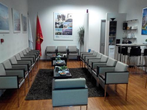 Fly Montenegro VIP Lounge