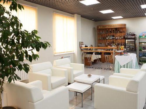 Business Lounge, Tomks Bogashevo