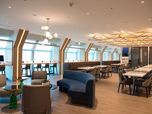 Oriental Club Lounge_Taipei_Taiwan