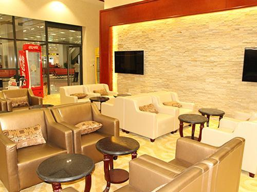 First Class Lounge (No.15)_Tianjin Binhai Intl_China