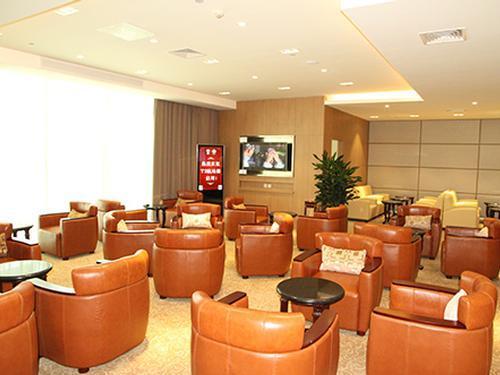 First Class Lounge (No.18)_Tianjin Binhai Intl_China