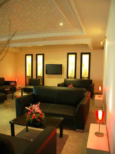 Salon VIP, Departures lounge