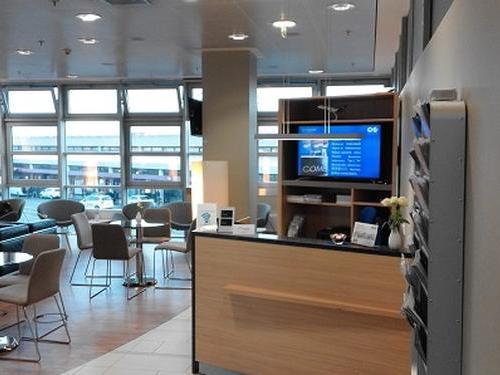 Berlin Airportclub Lounge