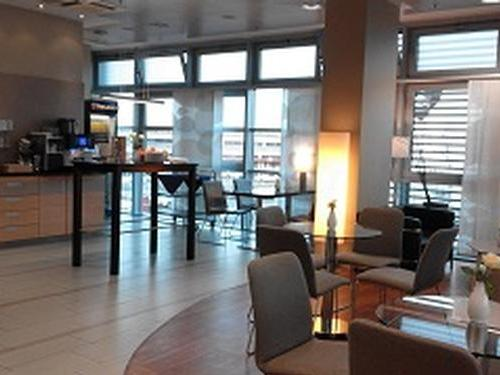 Berlin Tegel TXL Terminal A