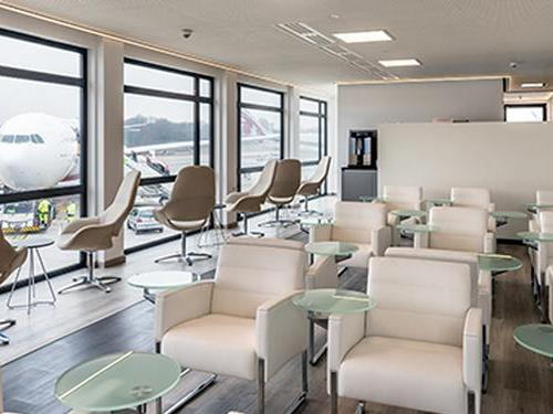 C-Lounge, Berlin Tegel, Germany