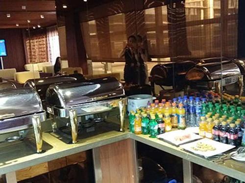 First Class Lounge_Taiyuan Wusi Intl_China