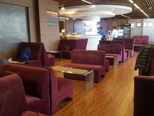Business Class Lounge, Ulaan Baatar Chinggis Khaan International