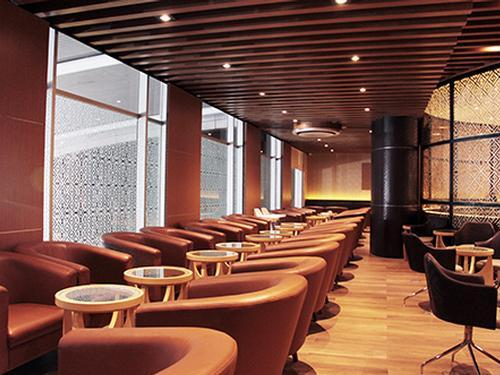 Concordia Lounge, Makassar Sultan Hasanuddin, Indonesia