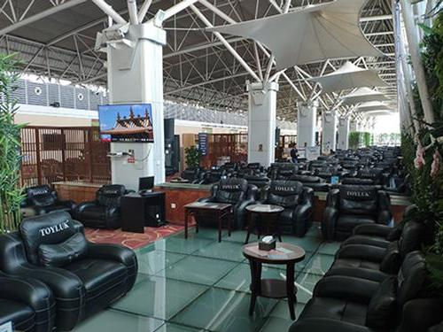 First Class Lounge_Urumqi Diwopu Intl_China