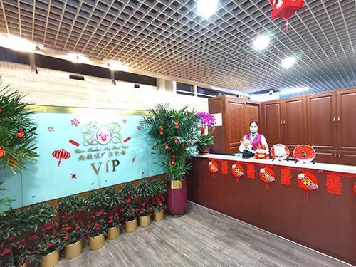 China Southern First/Business Class Lounge Zone A_Urumqi_China