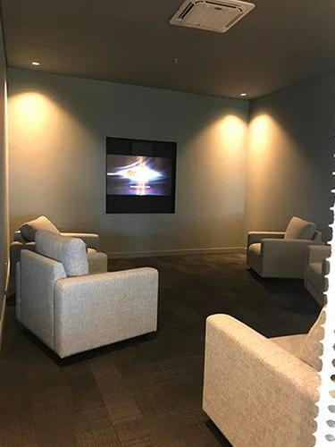 Lounge Azul, Campinas Viracopos Intl_Brazil
