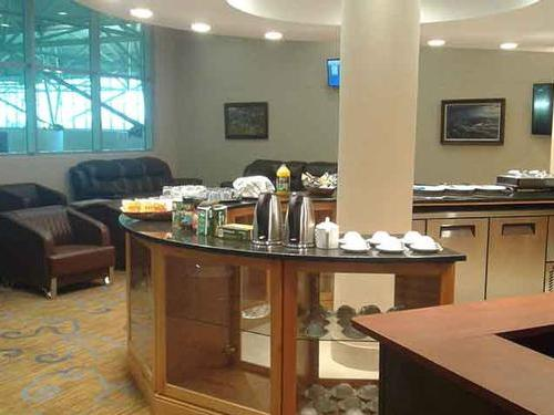 Dzimbahwe Executive Lounge, Victoria Falls International