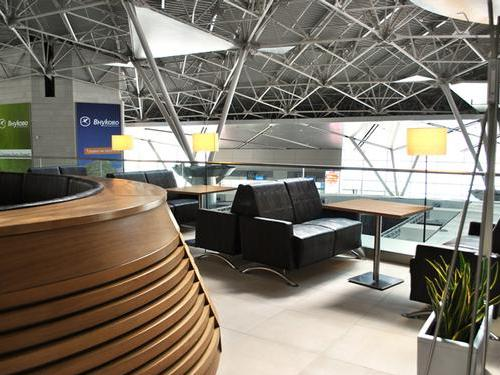 Tchaikovskiy Lounge By UTG Aviation Services, Moscow Vnukovo International