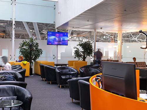 Top Lounge_Moscow Vnukovo_Russia