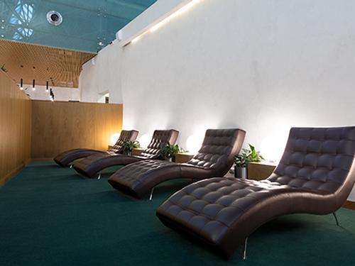 Prokofiev Premier Lounge by UTG aviation Services, Moscow Vnukovo International, Russia