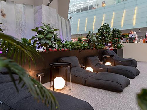 Moscow Vnukovo International VKO TerminalA