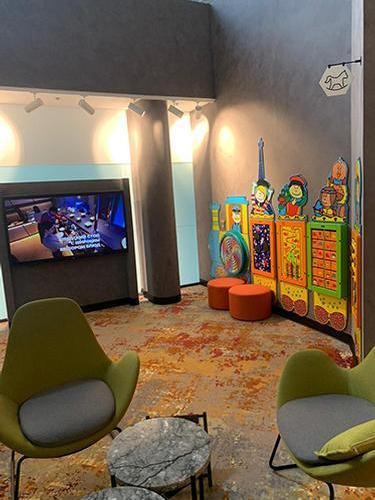 Art Lounge_Moscow Vnukovo Intl_Russia