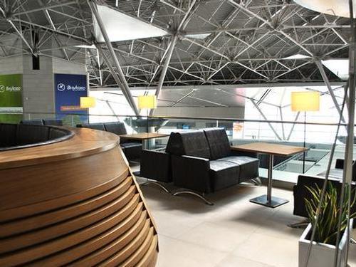 Tchaikovskiy Lounge_Moscow Vnukovo Intl_Russia