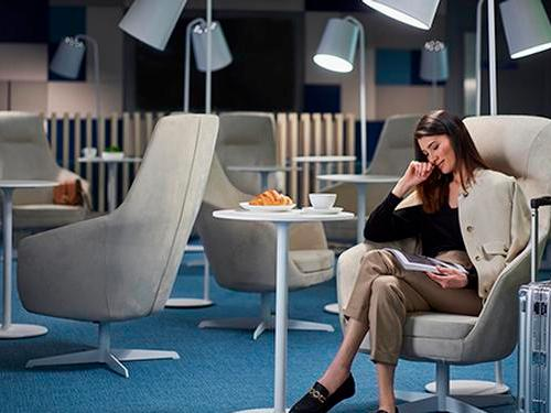 Business Lounge_Vilnius Intl_Lithuania
