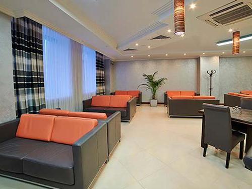 Platonovsky Lounge, Voronezh International