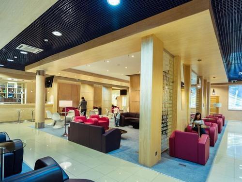 Primorye Lounge, Vladivostok Intl_Russia