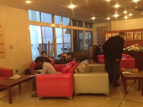 Oshoto Lounge, Windhoek International