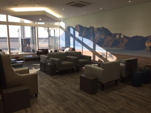 Amushe Lounge, Windhoek Hosea Kutako International