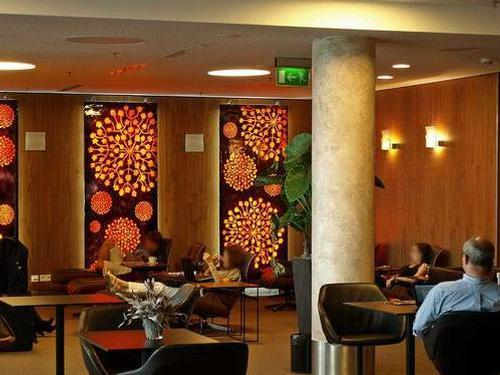 Executive Lounge, Wroclaw Nicolaus Copernicus, Poland