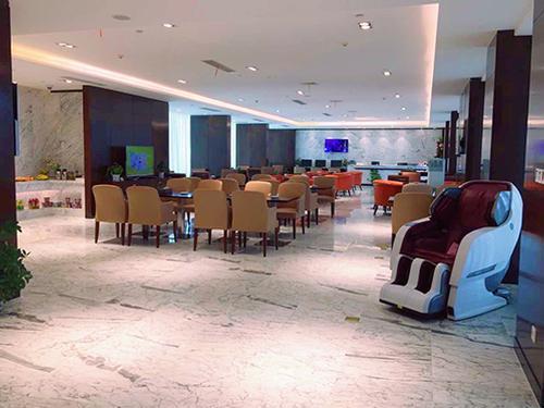 No. 3 First Class Lounge_Wuhan Tianhe Intl_China