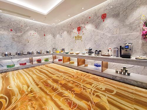 No. 8 First Class Lounge_Wuhan Tianhe Intl_China