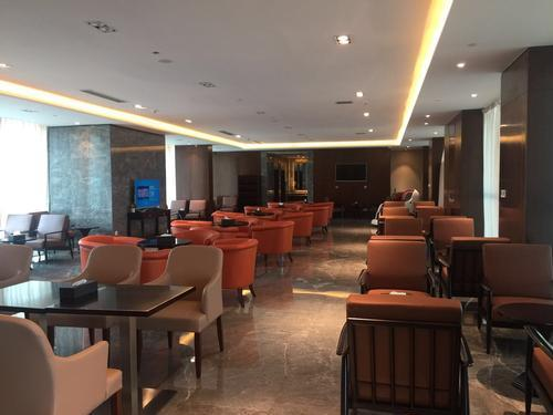 No. 2 First Class Lounge, Wuhan Tianhe International