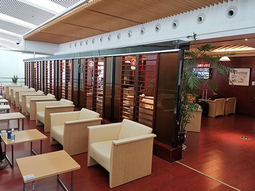 First Class Lounge V1, Wuxi Sunan Shuofang Intl, China