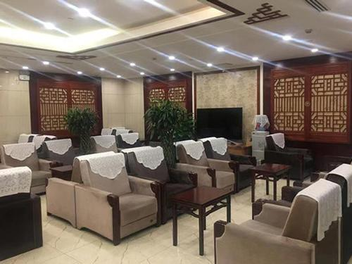 First-Class & VIP Lounges No.02_Xian Xiangyang Intl_China
