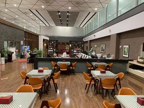 China Southern Airlines Lounge_Xian Xiangyang Intl_China