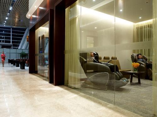 First Class Lounge, China Xiamen Airport
