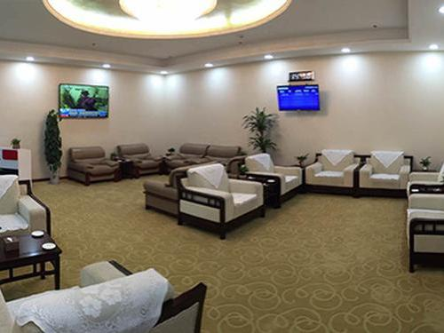 First Class Lounge_Yuncheng Guangong_China