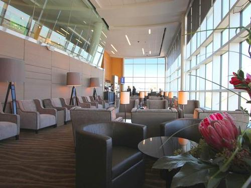 Plaza Premium Lounge, Edmonton International