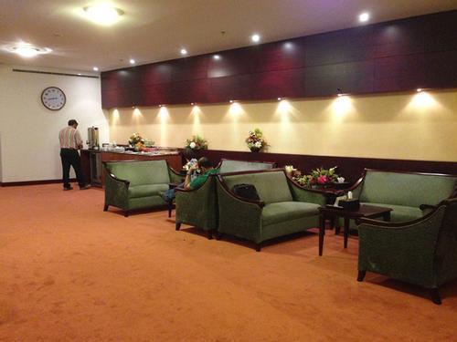 TasHeel Lounge