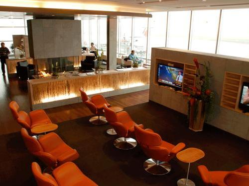 Salon VIP Lounge, Canada Québec Jean Lesage International Airport