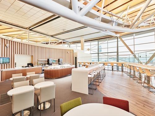 SkyTeam Lounge (International Departures)