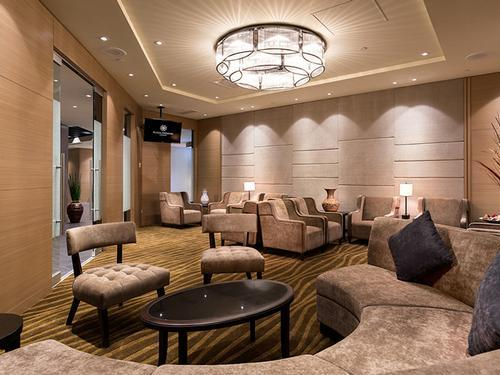 Plaza Premium lounge (international departures), Vancouver International
