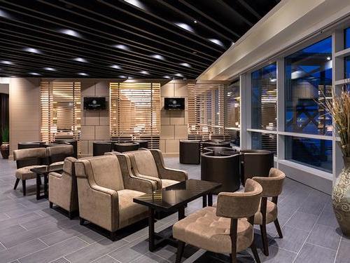 Vancouver International YVR Terminal international