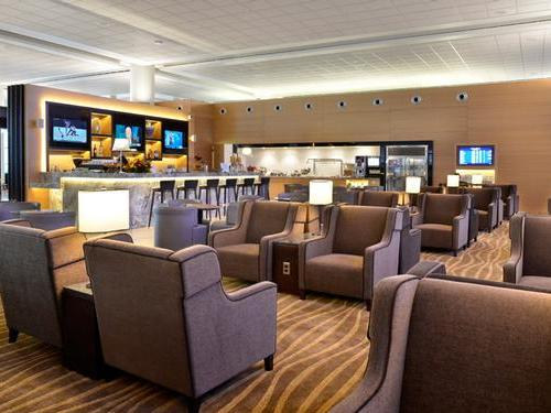 Plaza Premium Lounge, Winnipeg J.A. Richardson International